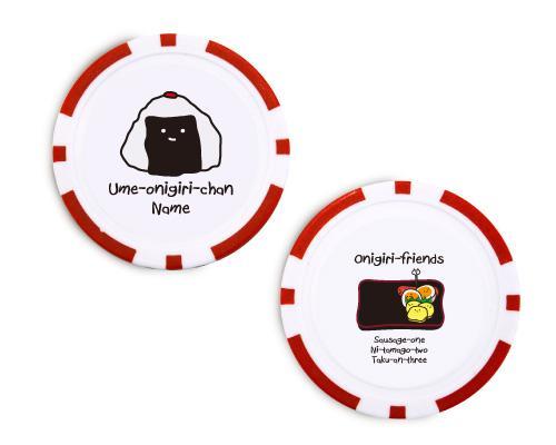 写真:オリジナル カジノチップマーカー